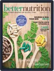 Better Nutrition (Digital) Subscription November 1st, 2019 Issue