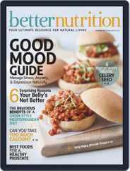 Better Nutrition (Digital) Subscription September 1st, 2019 Issue