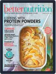Better Nutrition (Digital) Subscription June 1st, 2019 Issue