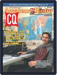 CQ Amateur Radio (Digital) Subscription November 1st, 2019 Issue