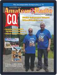 CQ Amateur Radio (Digital) Subscription August 1st, 2019 Issue