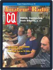 CQ Amateur Radio (Digital) Subscription May 1st, 2019 Issue