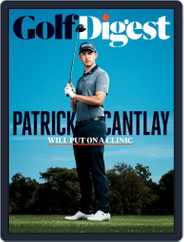 Golf Digest Magazine (Digital) Subscription June 1st, 2020 Issue
