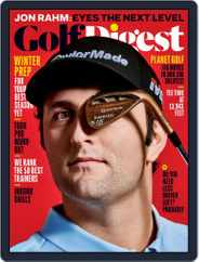 Golf Digest Magazine (Digital) Subscription February 1st, 2020 Issue