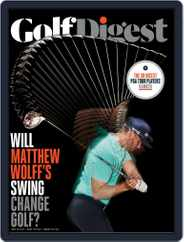 Golf Digest Magazine (Digital) Subscription November 1st, 2019 Issue