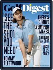 Golf Digest Magazine (Digital) Subscription September 1st, 2019 Issue