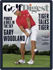 Golf Digest Magazine (Digital) Subscription August 1st, 2019 Issue
