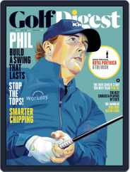 Golf Digest Magazine (Digital) Subscription July 1st, 2019 Issue