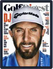 Golf Digest Magazine (Digital) Subscription June 1st, 2019 Issue