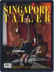 Tatler Singapore (Digital) Subscription April 1st, 2019 Issue