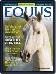 Equus (Digital) Subscription March 16th, 2020 Issue