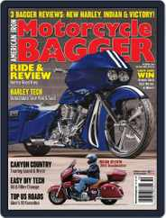 Motorcycle Bagger (Digital) Subscription September 4th, 2014 Issue