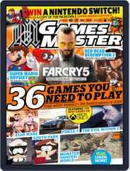 Gamesmaster (Digital) Subscription December 1st, 2017 Issue
