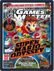 Gamesmaster (Digital) Subscription November 1st, 2017 Issue