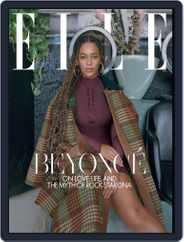 Elle (Digital) Subscription January 1st, 2020 Issue