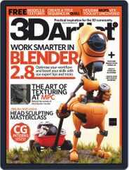 3D Artist (Digital) Subscription January 1st, 2020 Issue