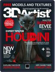 3D Artist (Digital) Subscription October 1st, 2019 Issue