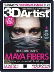 3D Artist (Digital) Subscription September 1st, 2019 Issue
