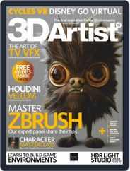 3D Artist (Digital) Subscription August 1st, 2019 Issue