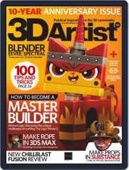 3D Artist (Digital) Subscription June 1st, 2019 Issue