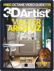 3D Artist (Digital) Subscription February 1st, 2019 Issue