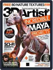 3D Artist (Digital) Subscription October 1st, 2018 Issue
