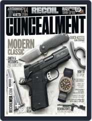 RECOIL Presents: Concealment (Digital) Subscription June 21st, 2018 Issue
