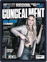RECOIL Presents: Concealment (Digital) Subscription April 1st, 2017 Issue