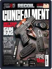 RECOIL Presents: Concealment (Digital) Subscription April 1st, 2016 Issue
