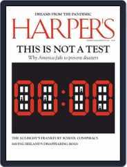 Harper's (Digital) Subscription July 1st, 2020 Issue