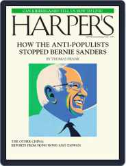 Harper's (Digital) Subscription May 1st, 2020 Issue
