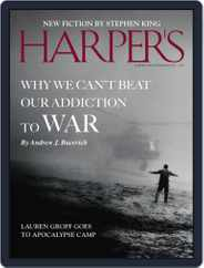 Harper's (Digital) Subscription March 1st, 2020 Issue