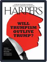 Harper's (Digital) Subscription February 1st, 2020 Issue