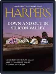 Harper's (Digital) Subscription December 1st, 2019 Issue