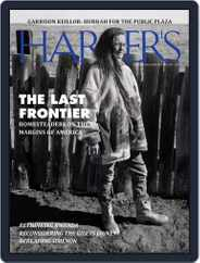 Harper's (Digital) Subscription August 1st, 2019 Issue