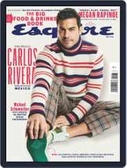 Esquire  México (Digital) Subscription September 1st, 2019 Issue