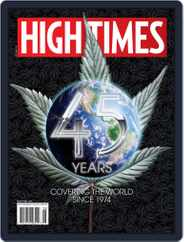 High Times (Digital) Subscription December 3rd, 2019 Issue