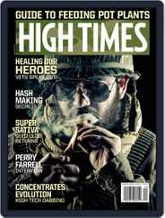 High Times (Digital) Subscription September 1st, 2019 Issue
