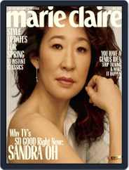 Marie Claire Magazine (Digital) Subscription May 1st, 2019 Issue