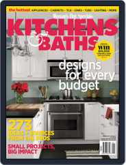 Kitchen & Baths (Digital) Subscription February 28th, 2012 Issue