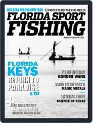 Florida Sport Fishing (Digital) Subscription January 1st, 2018 Issue