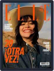 Elle México (Digital) Subscription January 1st, 2020 Issue
