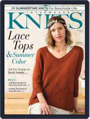 Interweave Knits (Digital) Subscription April 18th, 2019 Issue