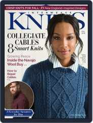 Interweave Knits (Digital) Subscription September 1st, 2018 Issue
