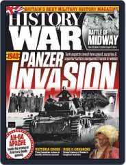 History of War (Digital) Subscription June 1st, 2020 Issue