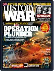 History of War (Digital) Subscription April 1st, 2020 Issue