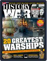 History of War (Digital) Subscription February 1st, 2020 Issue