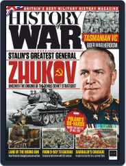 History of War (Digital) Subscription November 1st, 2019 Issue