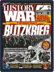 History of War (Digital) Subscription October 1st, 2019 Issue