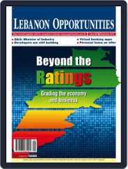 Lebanon Opportunities (Digital) Subscription September 1st, 2019 Issue